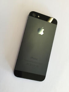 Apple iPhone 5 16GB Black Bell Wireless New 10/10 Codition $200 Kitchener / Waterloo Kitchener Area image 1