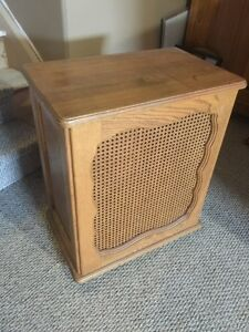 1970's Laundry Hamper in Great Shape