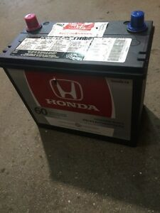 honda battery genuine