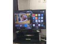 """JVC 50"""" SMART LED TV"""