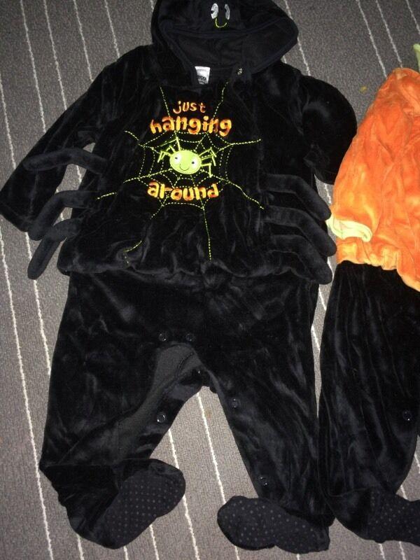 Baby halloween costium