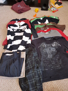 Men's medium lot