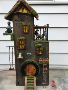 LUMONT DESIGN FAIRY HOUSE