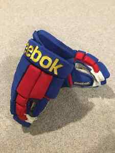 Pro Stock Reebok HG95 Gloves Cambridge Kitchener Area image 2