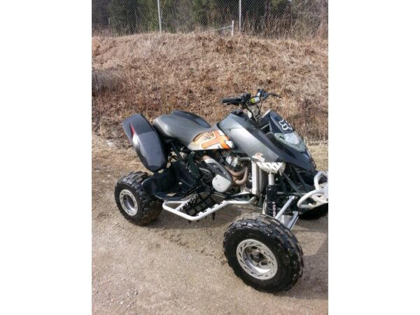 Used 2005 Bombardier Ds650x