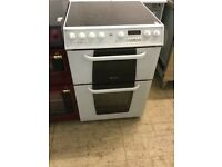 Creda Hotpoint white Electric Cooker 600mm