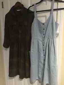 Multiple skirts and dresses for sale
