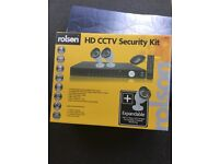 Rolson HD cctv kit