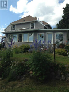House on acreage 30 min north of PA for rent