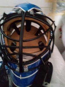 Large Van Velden Goalie mask