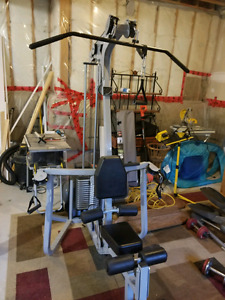 Northern Lights universal home gym - excellent condition!