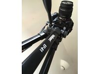 A57 Sony Camera and tripod good condition