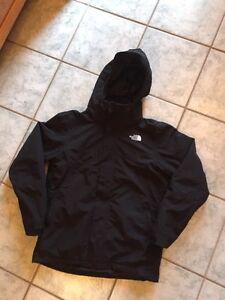 The North Face men's winter jacket - medium