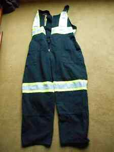 Overalls High Visibility Reflective Safety XL