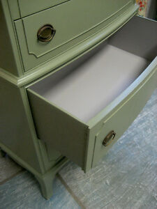 1920's English chest on chest dresser North Shore Greater Vancouver Area image 3