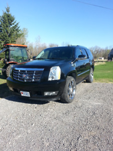 Selling our Escalade Hybrid
