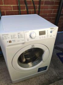 Indesit 9 kg washing machine