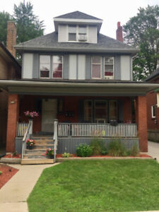 All-Inclusive Big & Bright Bachelor Apt (Gage Park) - July 1st