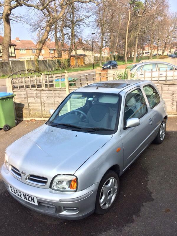 Nissan Micra 1 0 Tempest In Southampton Hampshire Gumtree