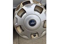 Transit wheel trims 16s x4