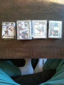 "Lot of ""243"" Upper Deck ""YOUNG GUNS"" Rookie cards."