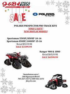 POLARIS TRACK KIT CLEAROUT