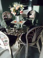 Custom Table&Chairs