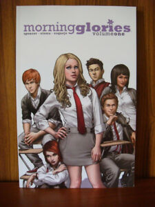 Morning Glories: For a Better Future, Volume One