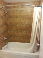 NEWLY RENOVATED ONE BEDROOM 620.00 PLUS HYDRO