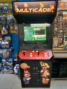 Multicade Arcade Cabinet 800 + games