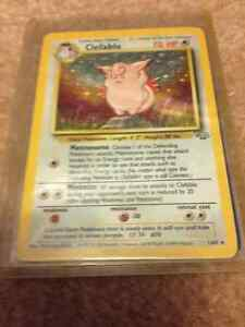 Pokemon Jungle Rare Holo's (1999) #/64 Mint condition cards $30 Cambridge Kitchener Area image 6