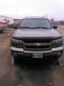 2007 Chevrolet Trailblazer LT SUV, 4 x 4 Crossover with sunroof