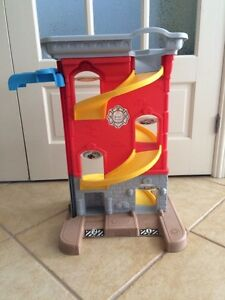 The Little Tikes Big Adventures Fire Station
