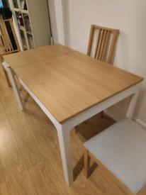 Ekedalen IKEA table