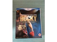 Rocky the undisputed collection bluray
