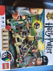 Lego Harry Potter board game.