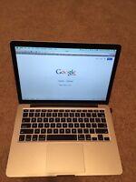 "2013 13"" Retina MacBook Pro (may consider trades)"