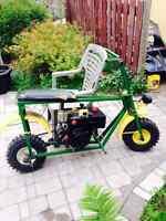 8hp mini bike