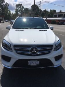 2016 Mercedes-Benz GL-Class SUV, Crossover