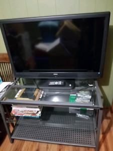 """40"""" RCA tv with stand"""
