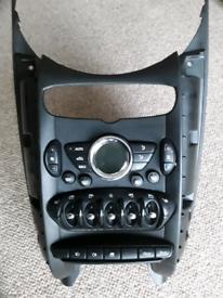 Mini Countryman R60 Dash Board Centre Console all working fine