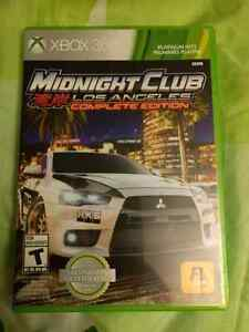 Selling Midnight Club Los Angeles Complete Edition