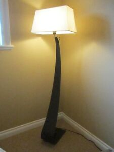 2 very cool floor lamps