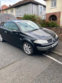image for Renault megane convertible full mot