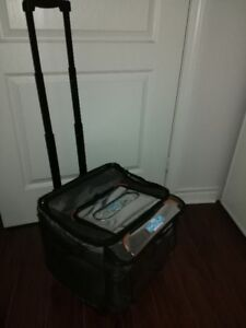 TRAVEL COOLER BAG with wheels & extendable handle - trade/sale