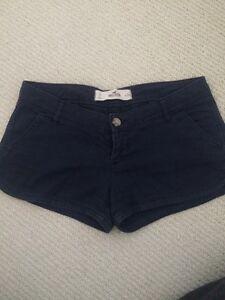 Hollister shorts!