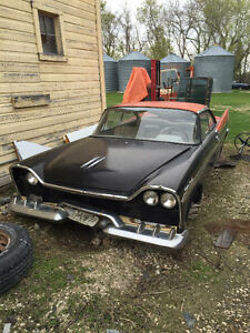 Two 1958 Dodge Custom Royals for sale