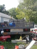 8 Foot Snow Plow with Harness
