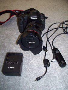 Canon EOS 6D digital CAMERA with lens Stratford Kitchener Area image 5