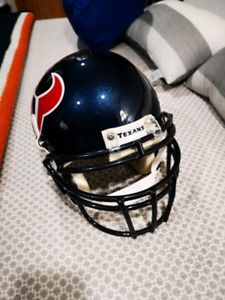 NFL Houston Texans Authentic Football Helmet